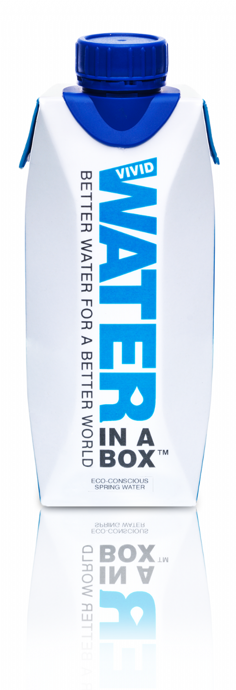 Water in a Box Natural 330ml x 12